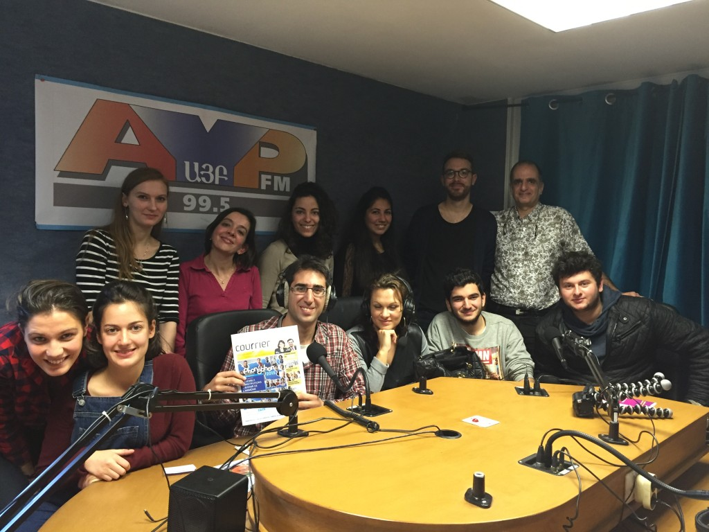 Les associations humanitaires à AYP FM