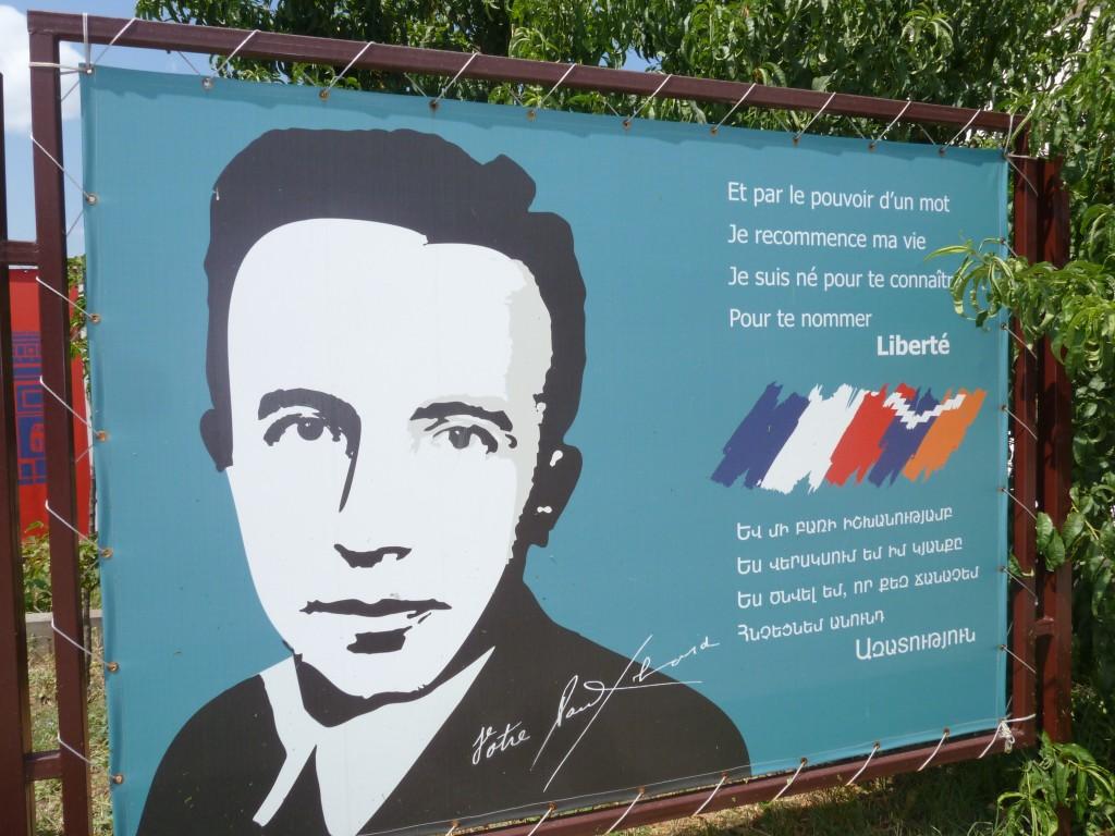 Le Club Francophone dédié à Charles Aznavour