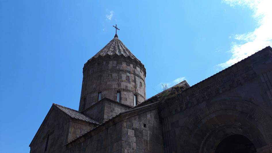 Voyage des émissaires en Arménie 2017 - SCRIBE-Paris